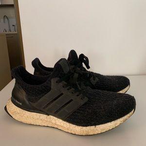 Original Black on black Ultraboosts